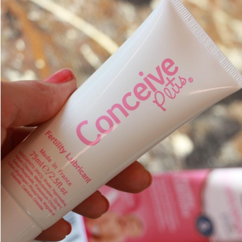 Conceive Plus 75ml Portuguese (6 Units)