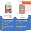 Conceive Plus Men's Fertility Support 60 Caps (GB)