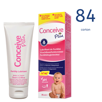 [29337213008635] Conceive Plus 75ml French/Dutch (Carton 84)