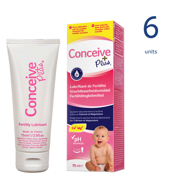 [19337213008638] Conceive Plus 75ml French/Dutch (6 Units)