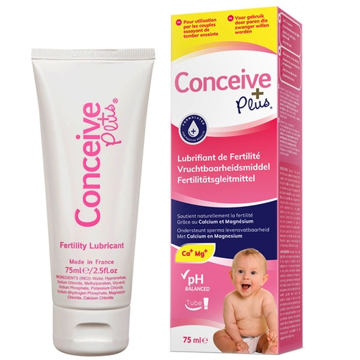 [880863] Conceive Plus Fertility Lubricant 75ml (French/Dutch)