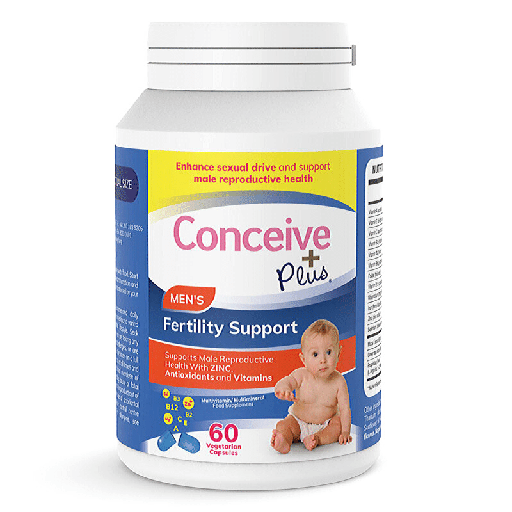 [870709] Conceive Plus Men Fertility Support – Vitamines de Fertilité 60 Capsules